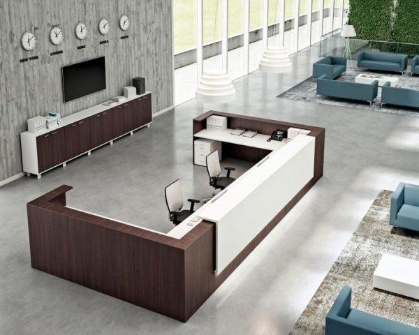 Arredamento ufficio per la tua azienda for Arredo reception